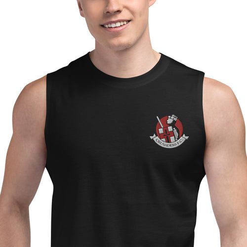 Muscle Shirt - Crusaders FC