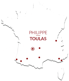 Map Philippe