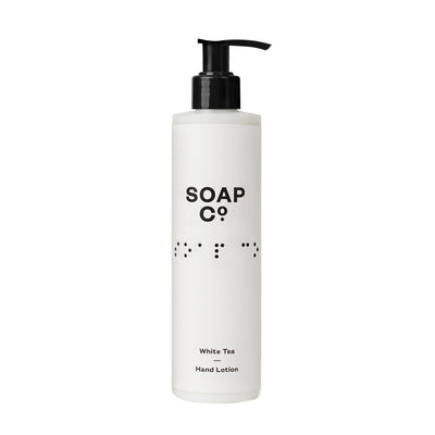 The Soap Co White Tea Hand Lotion 300ml