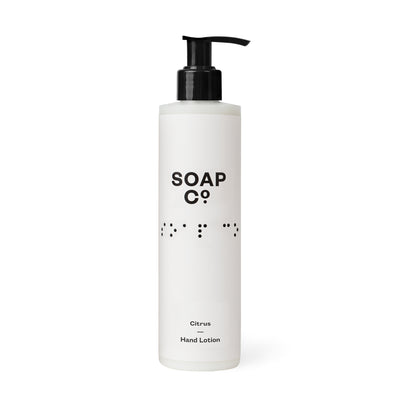 The Soap Co Citrus Hand Lotion 300ml