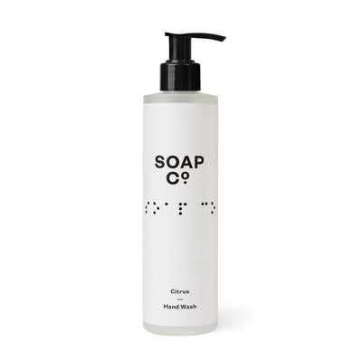 The Soap Co Citrus Hand Wash 300ml