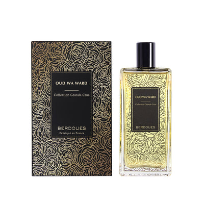 Berdoues Oud Wa Ward EDP 100ml Vapo