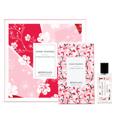 Berdoues Somei Yoshino EDP 100ml Set