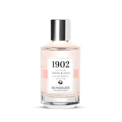Berdoues 1902 Freesia & Coton EDT 100ml Vapo
