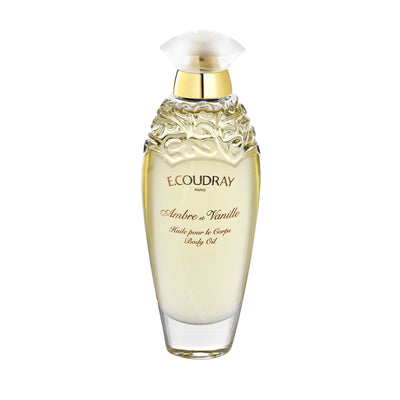 E.Coudray Ambre Vanille Body Oil 100ml