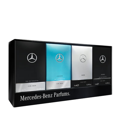 Mercedes-Benz For Men Mini Set 4x7ml
