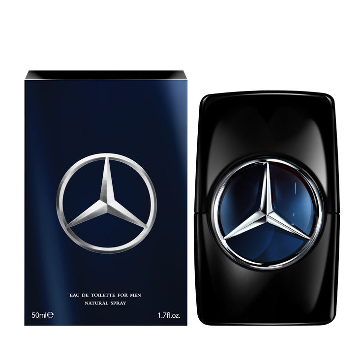 Mercedes-Benz Man Intense EDT 50ml Vapo
