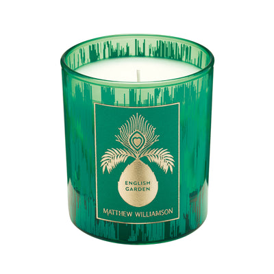 Matthew Williamson English Garden Candle 200g