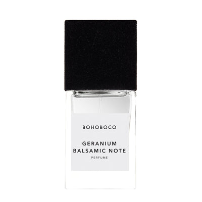 Bohoboco Geranium Balsamic Note EDP 50ml Vapo