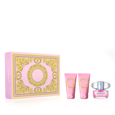 Versace Bright Crystal X20 EDT 50ml Set