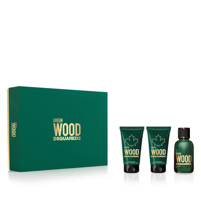 Dsquared2 Green Wood X20 EDT 50ml Set