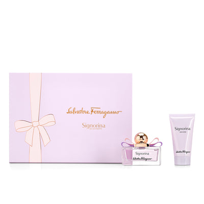 Salvatore Ferragamo Signorina EDT 50ml Set