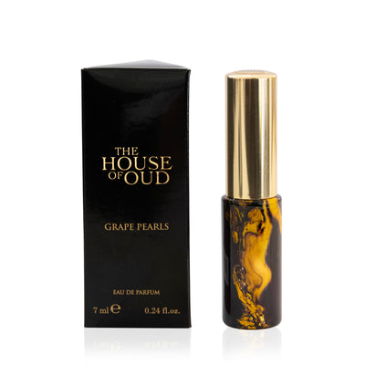 The House of Oud Grape Pearls EDP 7ml Vapo