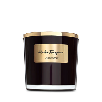 Salvatore Ferragamo Tuscan Creations La Commedia Candle 300g