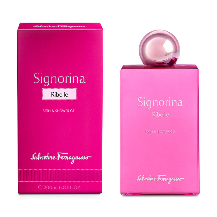 Salvatore Ferragamo Signorina Ribelle Shower Gel 200ml