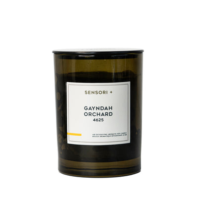 Sensori+ Gayndah Orchard 4625 Air Detoxifying Candle 260g