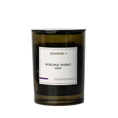 Sensori+ Wiruna Night 2850 Air Detoxifying Candle 260g