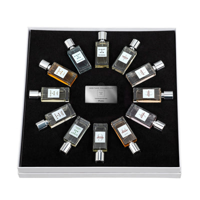 Eight & Bob Heritage Collection 12x30ml Set
