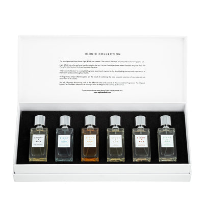Eight & Bob Iconic Collection 6x30ml Set