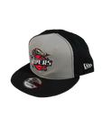 New Era 9Fifty Grey/Black Snapback