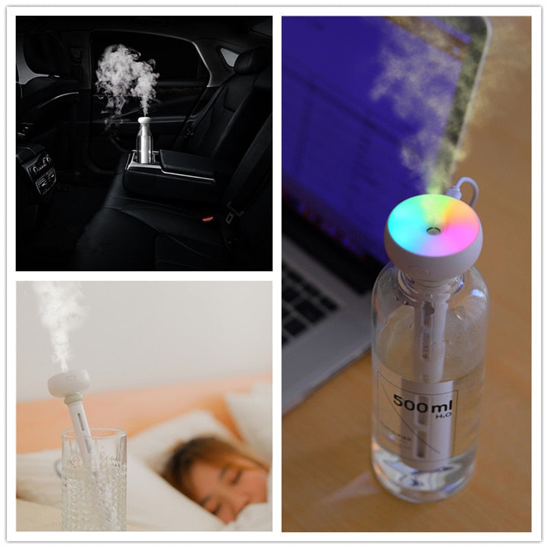 Torch Humidifier