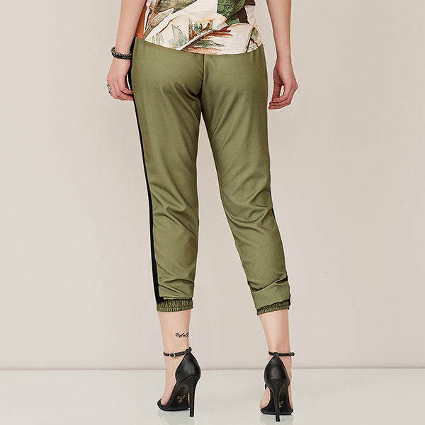 Natural Basic Calça Capri