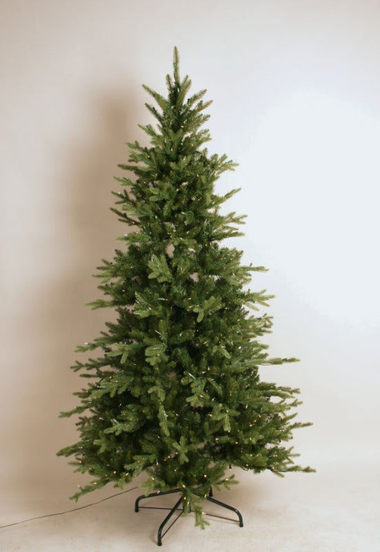 Christmas Tree With Lights, 650k
