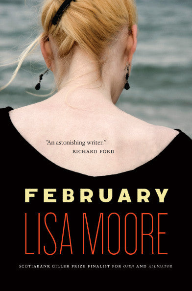 Cover of February First Edition Hardcover