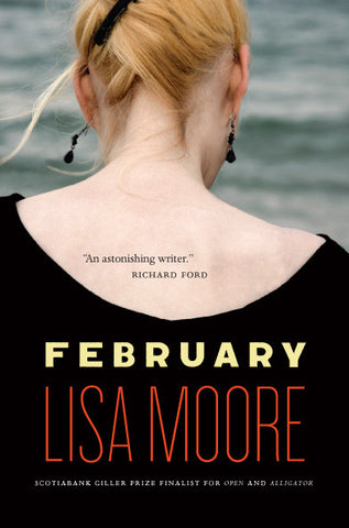 February First Edition Hardcover