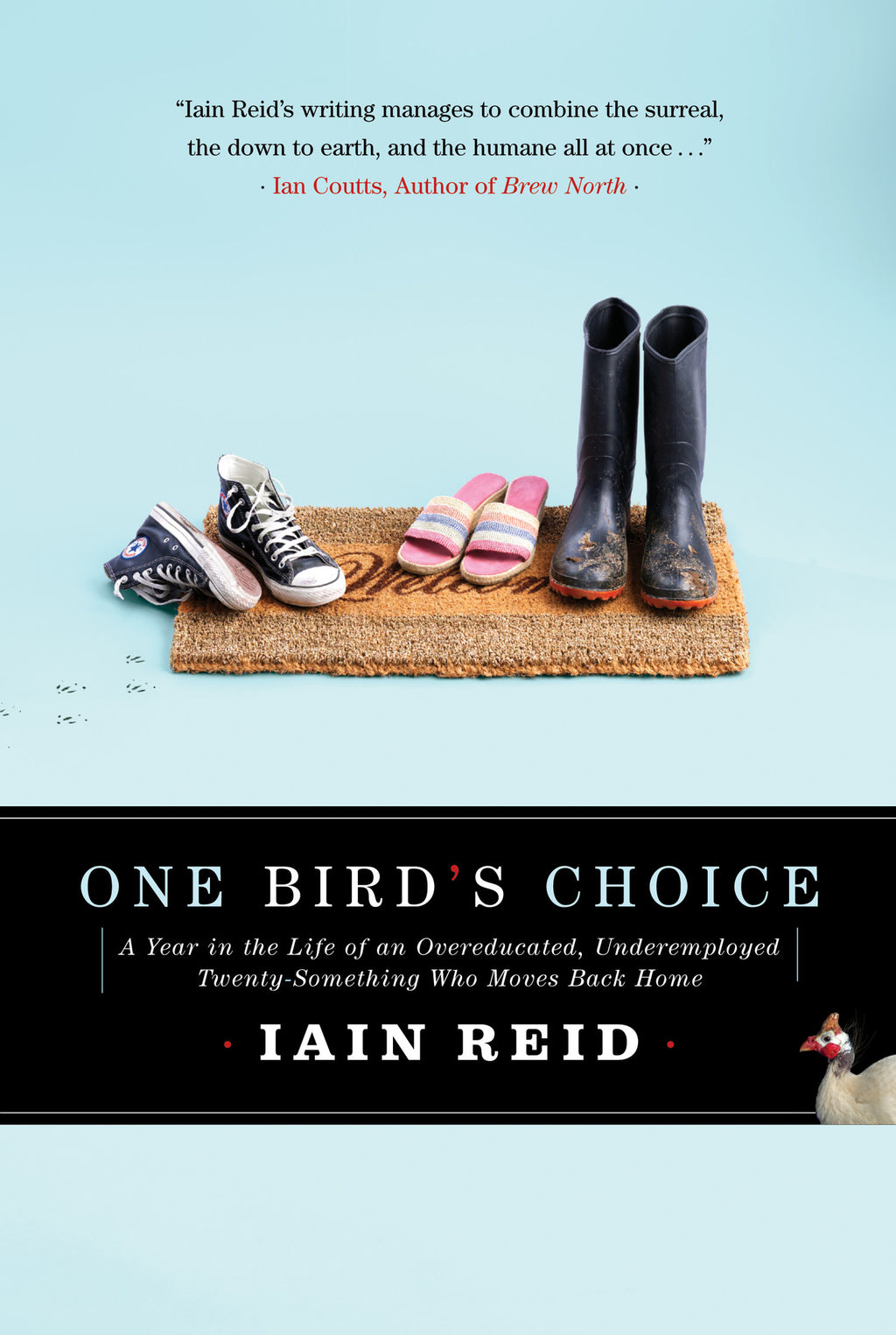 One Bird's Choice Signed Hardcover Edition