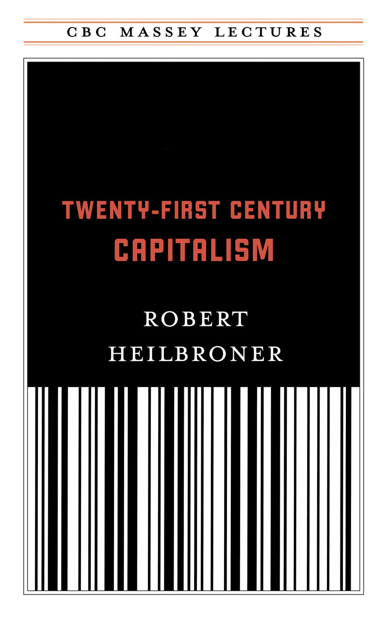 Cover of Twenty-First Century Capitalism