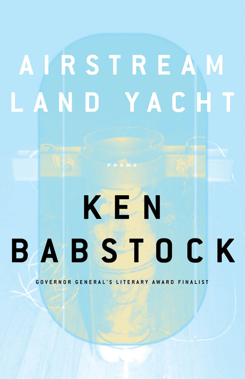 Cover of Airstream Land Yacht Signed Paperback Edition