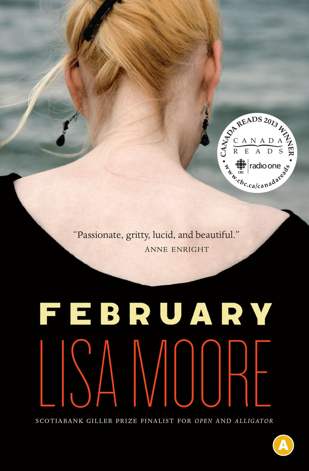 February Signed Paperback Edition