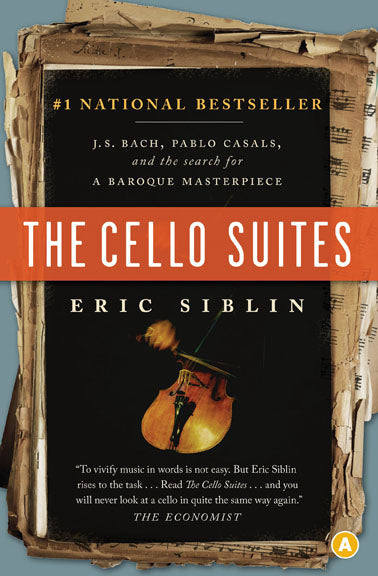 Cover of The Cello Suites