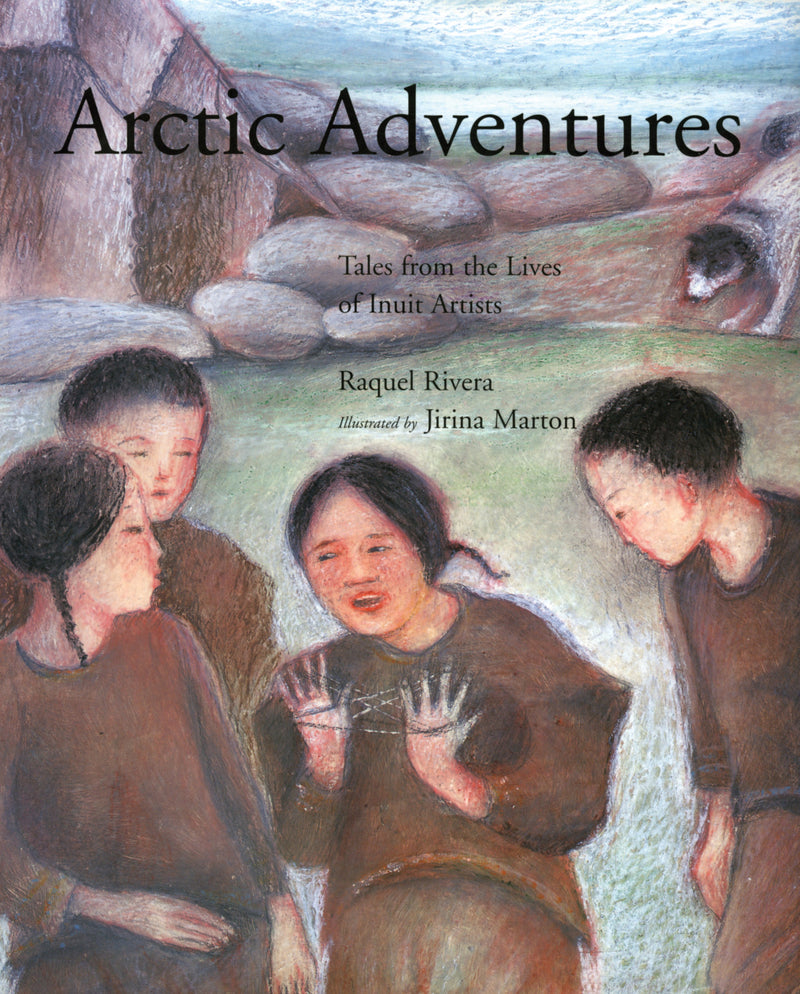Cover of Arctic Adventures Signed Hardcover Edition