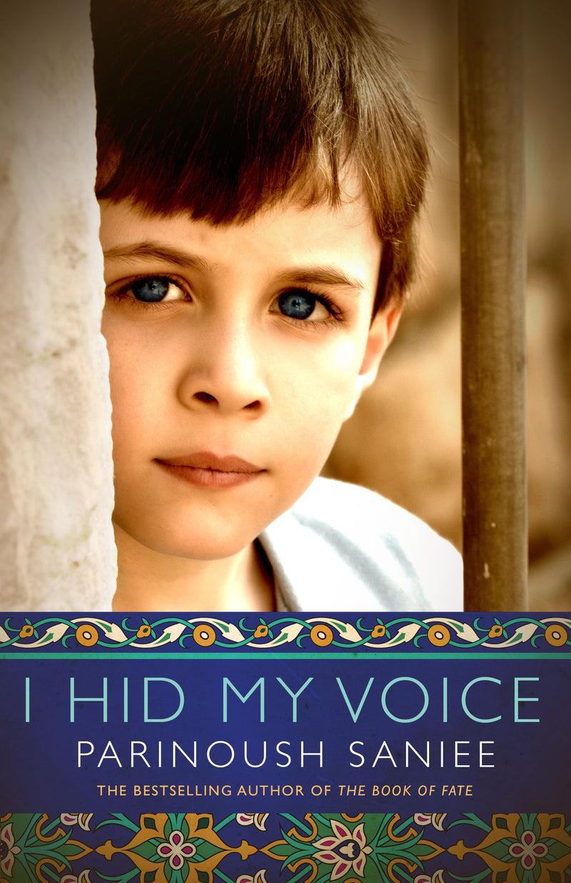 Cover of I Hid My Voice