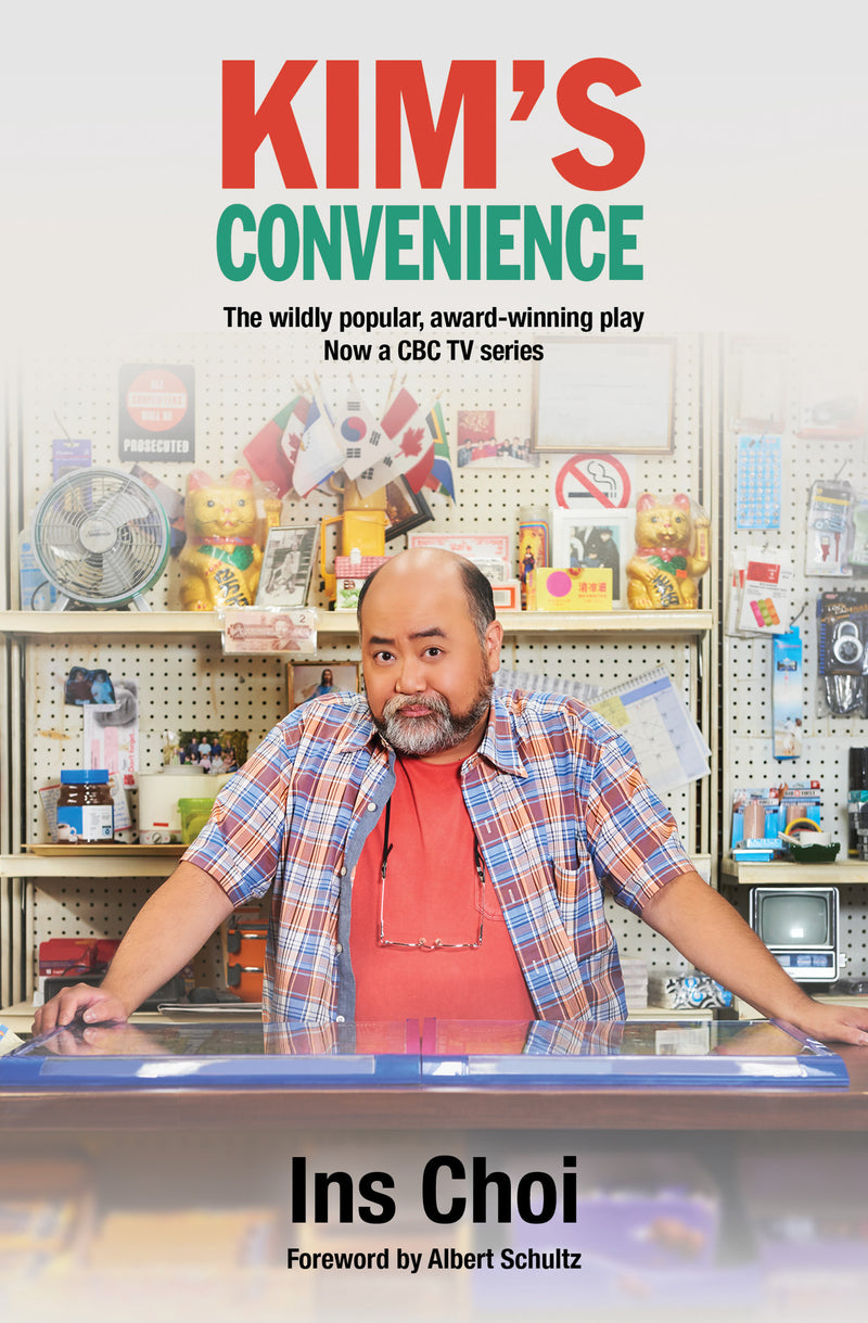 Cover of Kim's Convenience Signed Edition