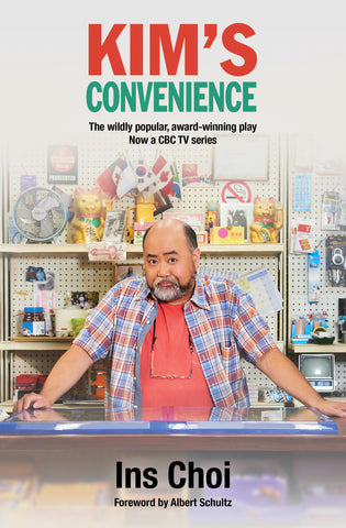 Kim's Convenience Signed Edition