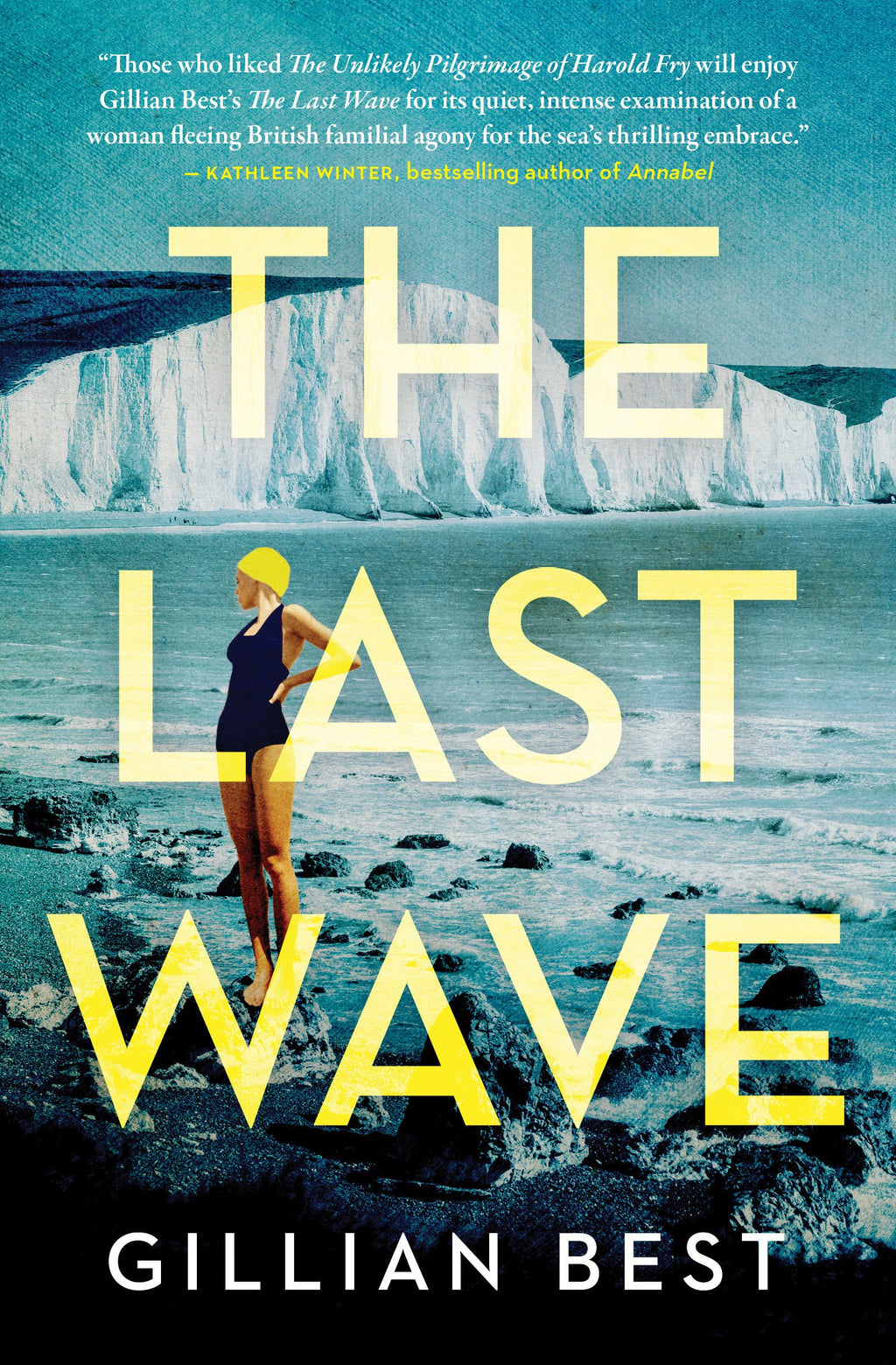 The Last Wave Signed First Edition Paperback