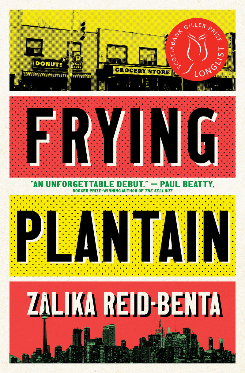 Cover of Frying Plantain