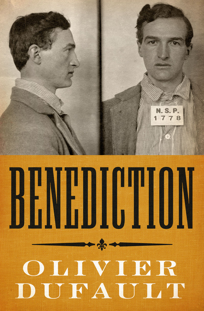 Cover of Benediction