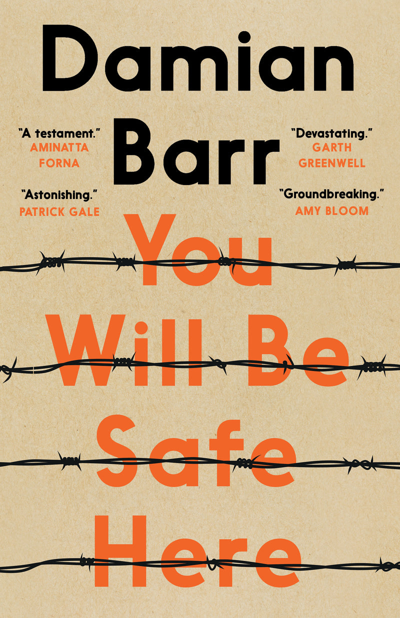 Cover of You Will Be Safe Here