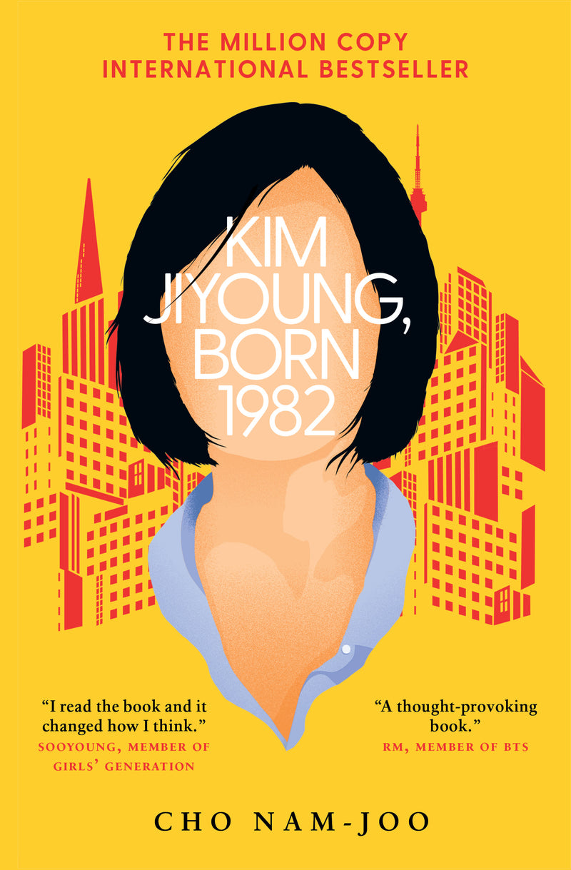 Cover of Kim Jiyoung, Born 1982
