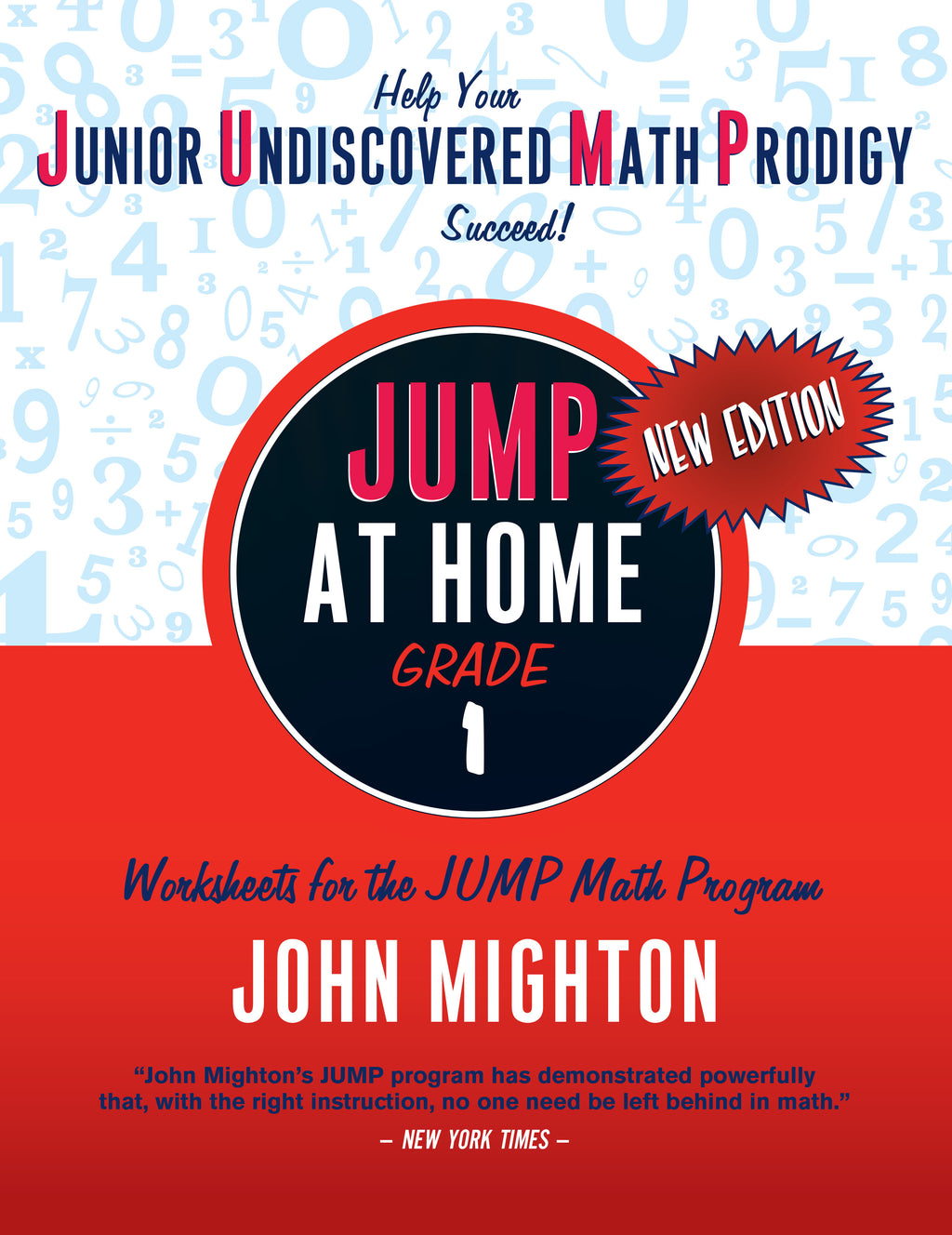 JUMP at Home: Grade 1 (PDF edition)