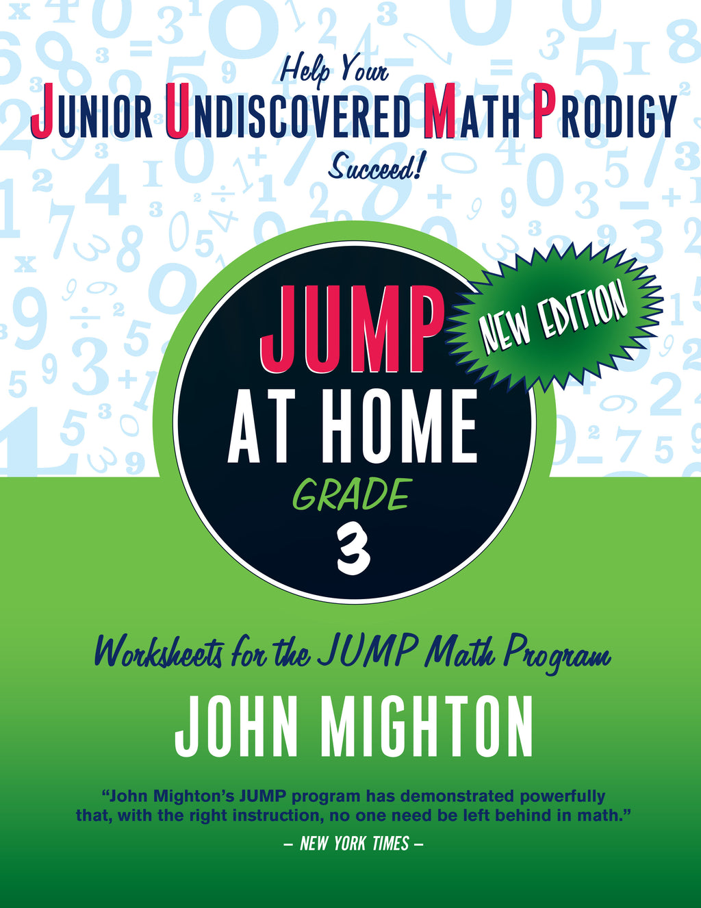 JUMP at Home: Grade 3 (PDF edition)