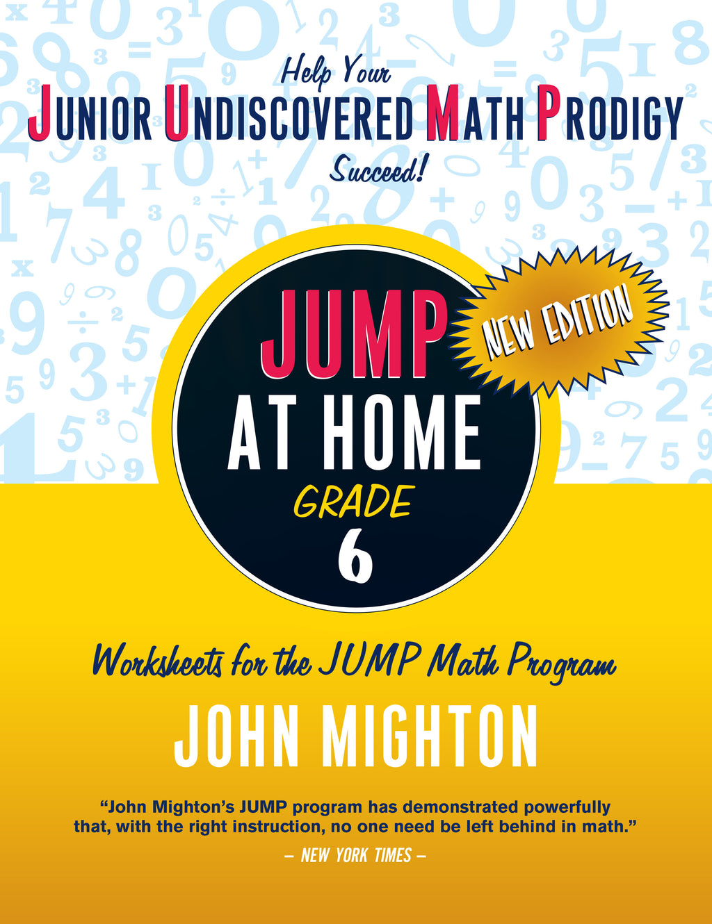 JUMP at Home: Grade 6 (PDF edition)