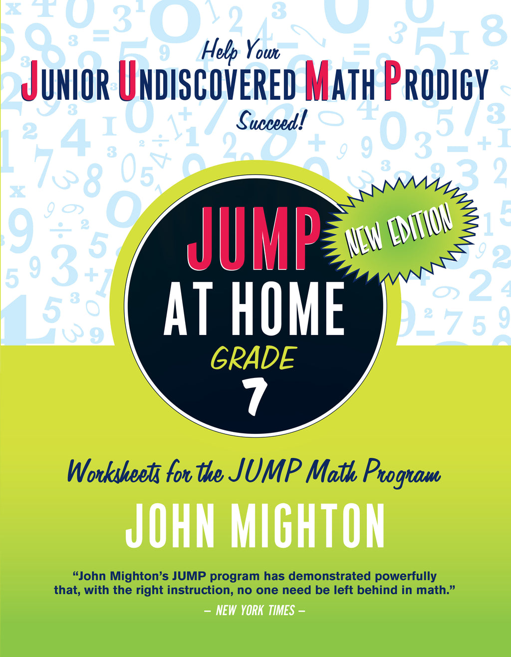 JUMP at Home: Grade 7 (PDF edition)