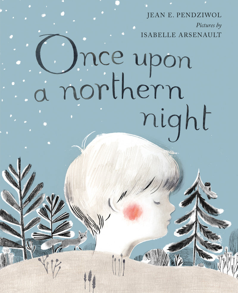 Cover of Once Upon a Northern Night Signed Hardcover Edition