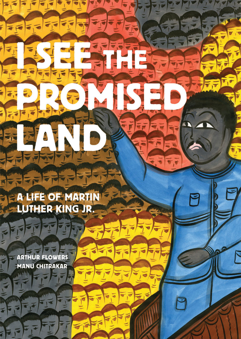 Cover of I See the Promised Land Signed Hardcover Edition