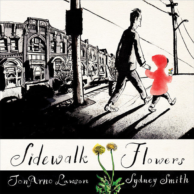 Cover of Sidewalk Flowers